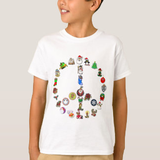 Holiday Peace T-Shirt