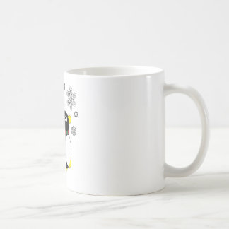 Holiday Penguin Coffee Mugs
