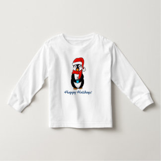 Holiday Penguin Shirt