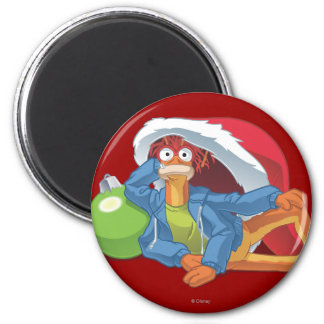 Holiday Pepe 2 2 Inch Round Magnet