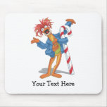 Holiday Pepe Mouse Pad