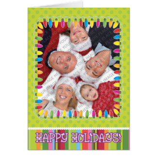 Holiday Personalized Card