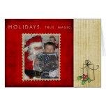 Holiday photo Christmas Card