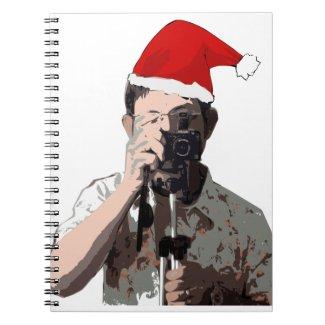 Holiday Photographer Journal