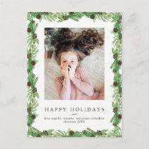 Holiday Pine   Christmas Photo