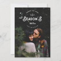 Holiday Pines Christmas Greeting Card