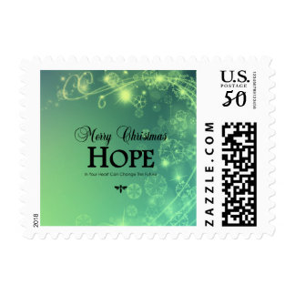 Holiday Postage Stamps - Hope