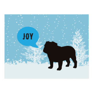 Holiday Postcards - Bully