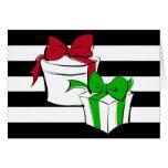 Holiday Presents Card