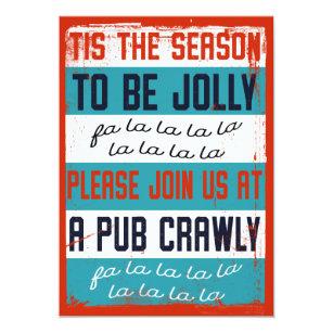 Pub Crawl Invitations Zazzle