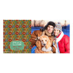 Holiday Quilt - Holiday Photo Card