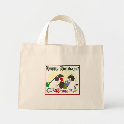 Holiday Ratbag Canvas Bag
