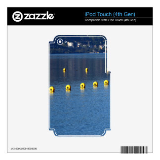 Holiday remember skin for iPod touch 4G