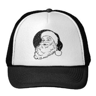 Holiday Santa Trucker Hat