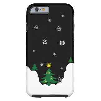 Holiday Scene iPhone 6 Plus Case