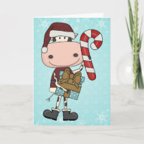 Holiday Season Gifts - Cow Thank You