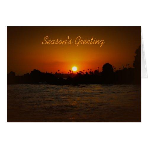 Business Season Greetings Cards