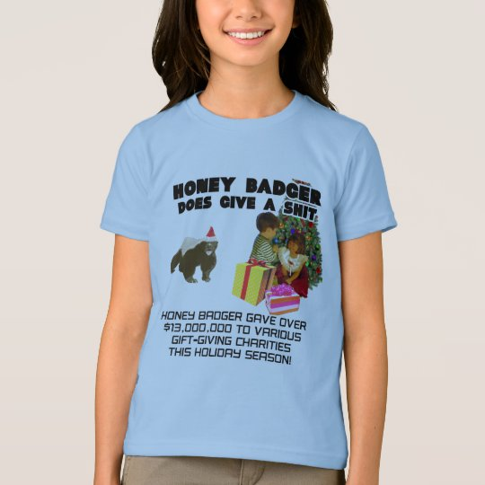 Holiday Season Honey Badger T-Shirt