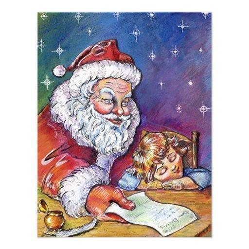 Christmas Secret Santa List Holiday secret santa list