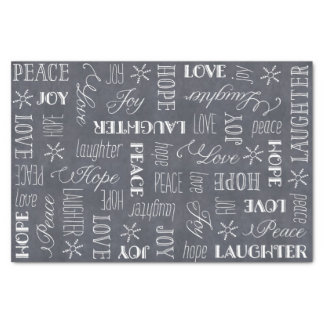 Holiday Sentiments Holiday Wrapping Tissue Paper