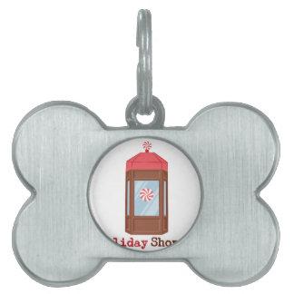 Holiday Shoppe Pet Tag