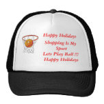 Holiday Shopping Trucker Hats