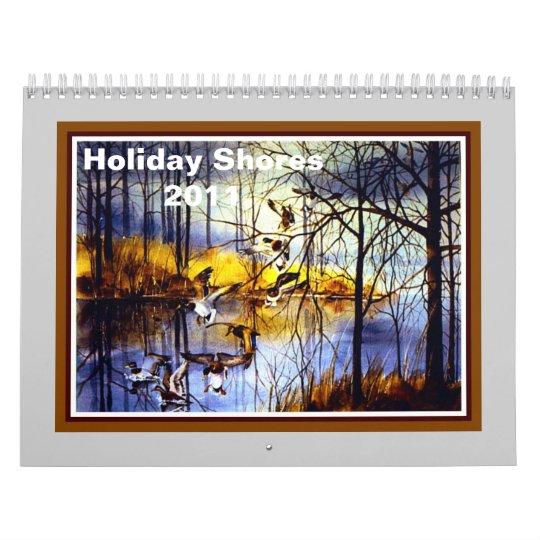 Holiday Shores 2011 Calendar