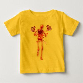 Holiday Skeleton Baby T-Shirt