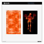 Holiday Skeleton Skins For Kindle Fire