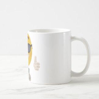 Holiday Smiley Coffee Mug