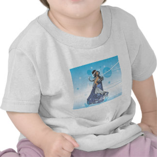Holiday Snow Queen Tshirts
