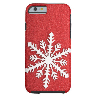Holiday Snowflake iPhone 6 case