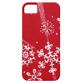 Holiday Snowflakes iPhone Case (4)