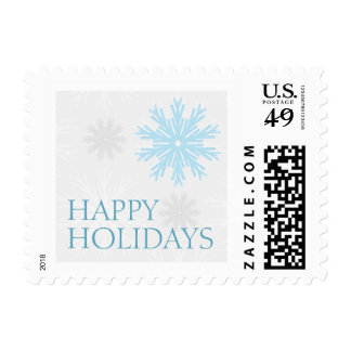 Holiday Snowflakes stamps