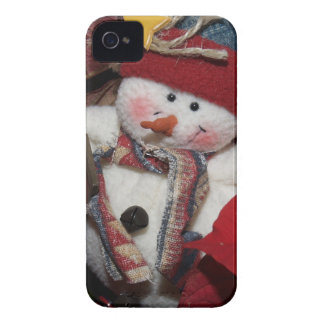 Holiday Snowman Cover