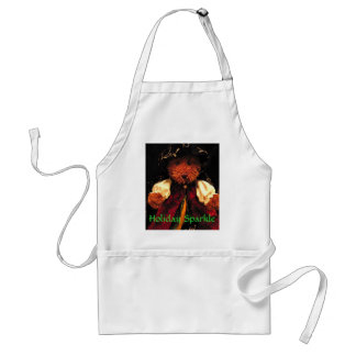 Holiday Sparkle Adult Apron