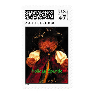 Holiday Sparkle Postage