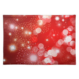 Holiday Sparkles Christmas Placemat