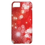 Holiday Sparkles iPhone 5C Cover