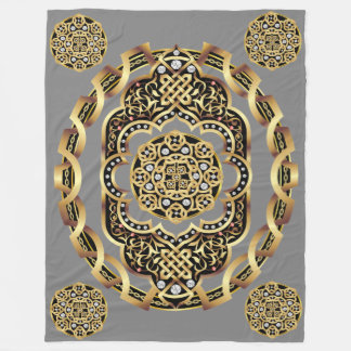 Holiday Special From Digital Art Expressions 2 Fleece Blanket