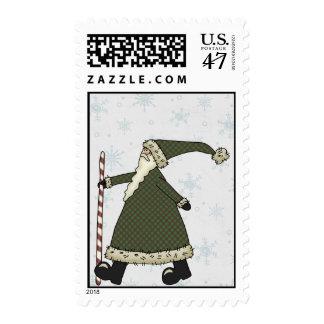 Holiday Spirit Postage