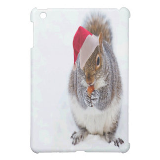 Holiday Squirrel Cover For The iPad Mini