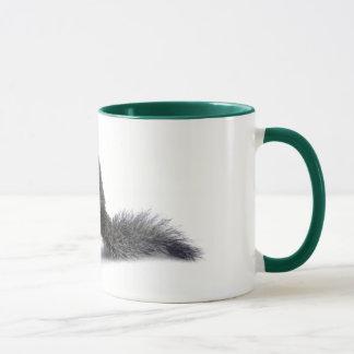 Holiday Squirrel Mug
