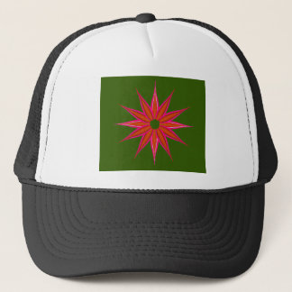 Holiday Star Vintage Trucker Hat