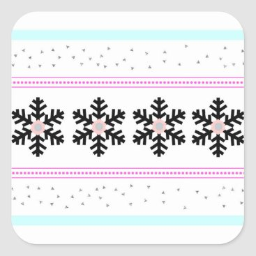 Aztec Themed Holiday stickers