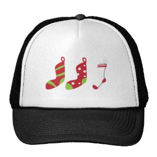 Holiday Stockings Trucker Hat