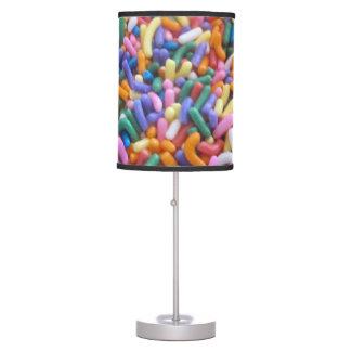 Holiday Sugar Sprinkles Table Lamp