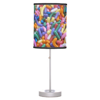 Holiday Sugar Sprinkles Table Lamps