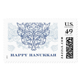 Holiday Swirl Hanukkah | Atelier Isabey Stamps