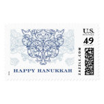 Holiday Swirl Hanukkah   Atelier Isabey Stamps